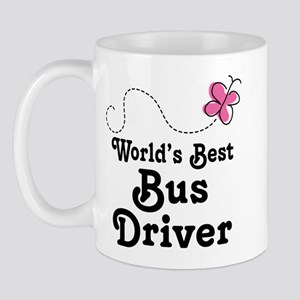 Cute Bus Driver Gift Mug