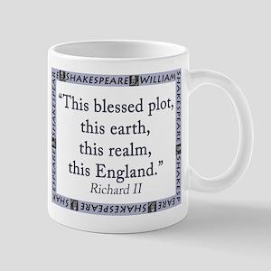 This Blessed Plot 11 oz Ceramic Mug