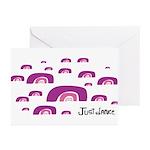 justdance Greeting Cards
