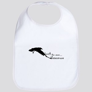Quoth the Raven... Nevermore Bib