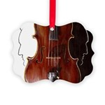 Me, Myself, and Music Picture Ornament