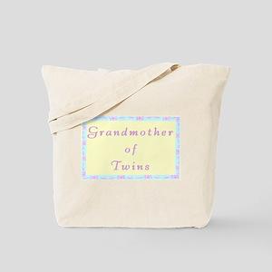 """Baby Twins Grandmother"" Baby Bag"
