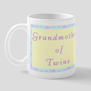 """""""Baby Twins Grandmother"""" Mug"""