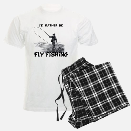 Fly Fishing Pajamas