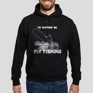 Fly Fishing Hoodie (dark)