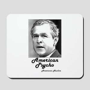 American Psycho Mousepad