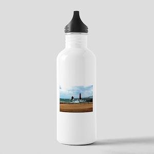 Lake Michigan Beach Stainless Water Bottle 1.0L