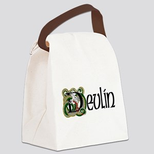 Devlin Celtic Dragon Canvas Lunch Bag