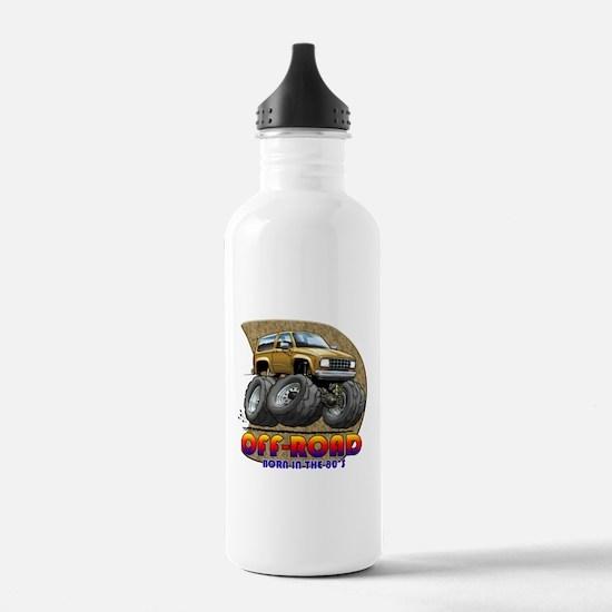 Tan B2 Water Bottle