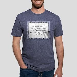 You May My Glories Mens Tri-blend T-Shirt