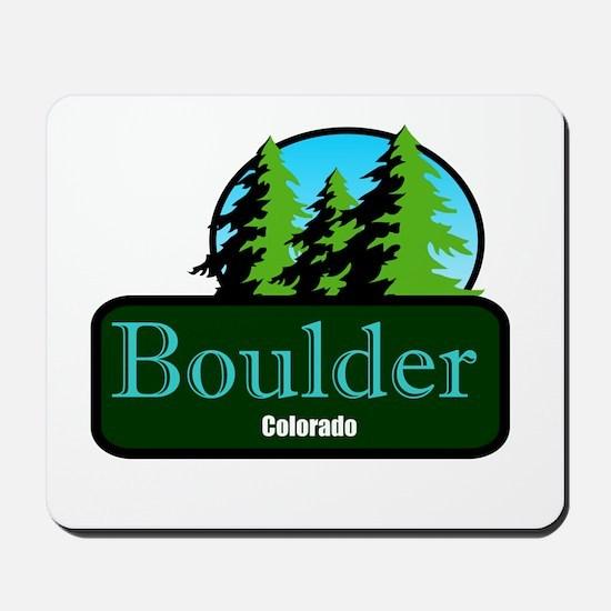 Boulder Colorado t shirt truck stop novelty Mousep