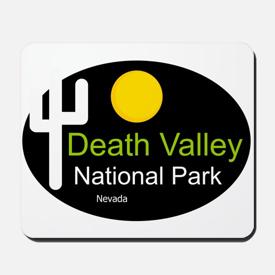 death valley national park Nevada Mousepad