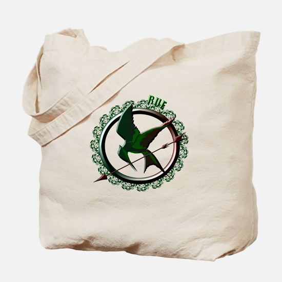 Rue the Tribute of District 11 Tote Bag
