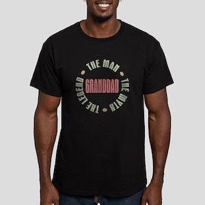 Granddad The Man Myth Legend T-Shirt