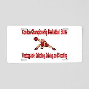 CONDON CHAMPIONSHIP BASKETBALL SKILLS Aluminum Lic