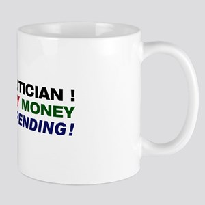 Hey, Politician! Mug