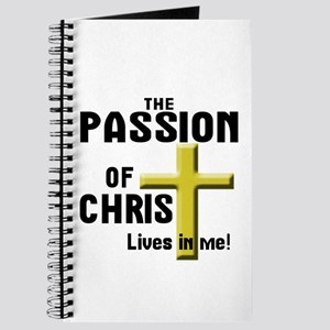Passion of Christ Lives in Me! Journal