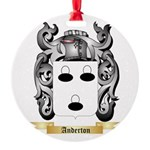 Anderton Round Ornament