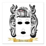 Anderton Square Car Magnet 3