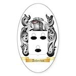Anderton Sticker (Oval)