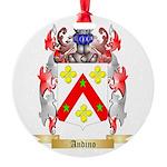 Andino Round Ornament