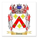 Andino Square Car Magnet 3