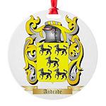 Andrade Round Ornament