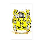 Andrade Sticker (Rectangle 50 pk)