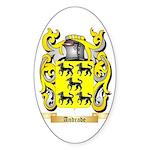 Andrade Sticker (Oval)