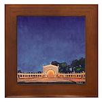 Spreckles Organ Pavilion Framed Tile