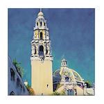 San Diego-Balboa Park Tile Coaster