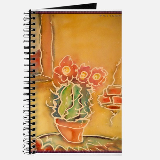 Cactus! Southwest art! Journal