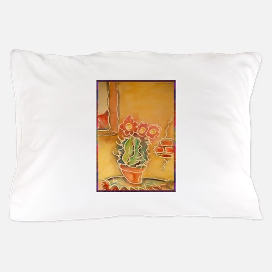 Cactus! Southwest art! Pillow Case