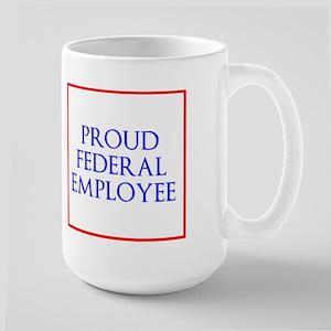 Federal Pride Large Mug