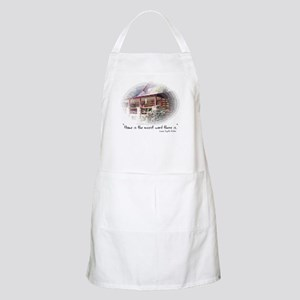 Home is the Nicest Word Apron