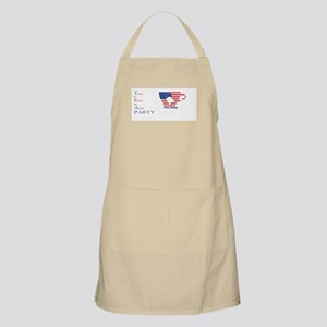 Tea Party: Time to Elect an Adult! Apron