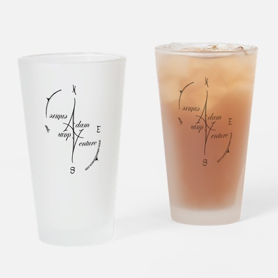 Adam Venture Drinking Glass