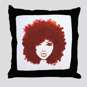 Autumn Attitude Throw Pillow