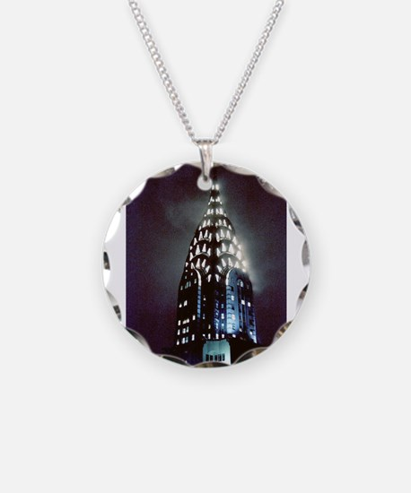 Chrysler Building: Night Necklace