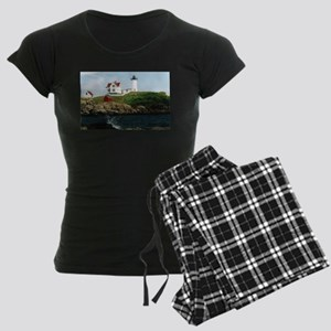 Nubble Light Women's Dark Pajamas