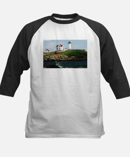 Nubble Light.jpg Kids Baseball Jersey