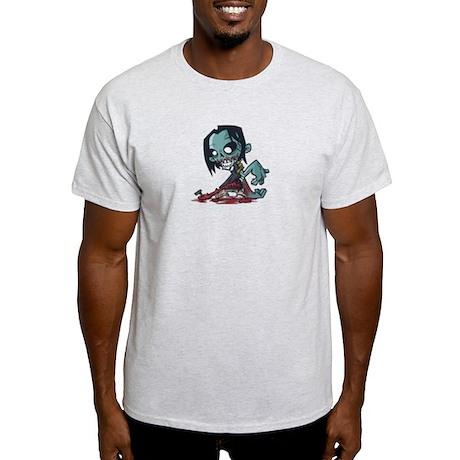 Bloody Zombie Light T-Shirt
