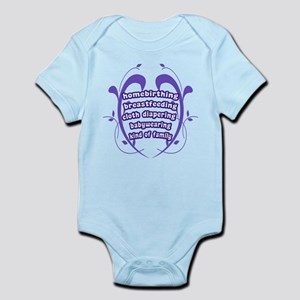 Crunchy Family Infant Bodysuit