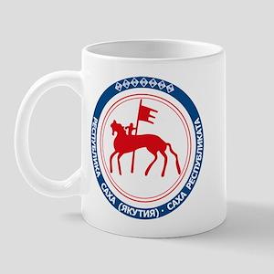 Sakha Coat of Arms Mug