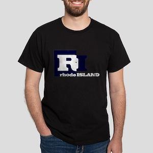 RI_logo_4 Dark T-Shirt