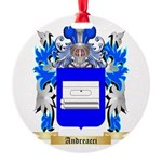 Andreacci Round Ornament