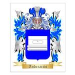 Andreaccio Small Poster