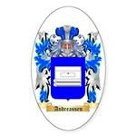 Andreassen Sticker (Oval 50 pk)