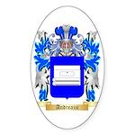 Andreazzi Sticker (Oval 50 pk)