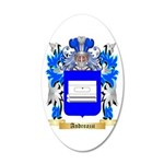 Andreazzi 20x12 Oval Wall Decal